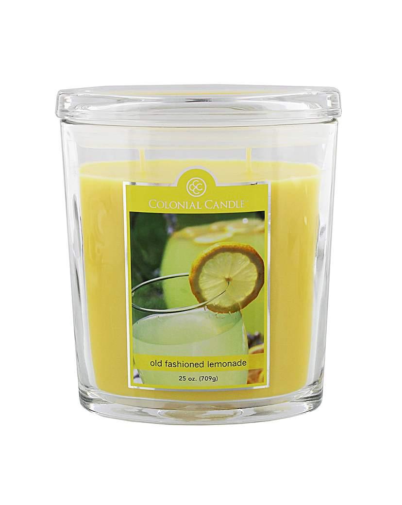 Image of Colonial Candle 25oz Lemonade