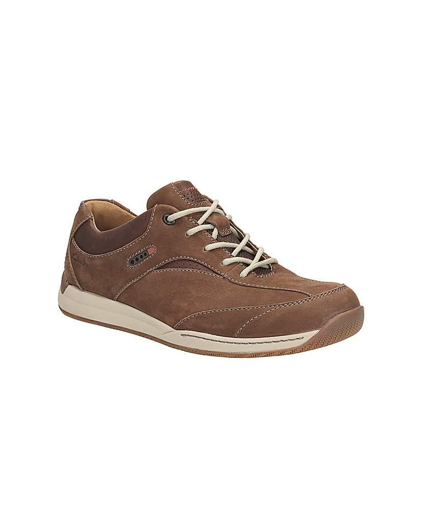 Clarks Javery Edge Shoes.