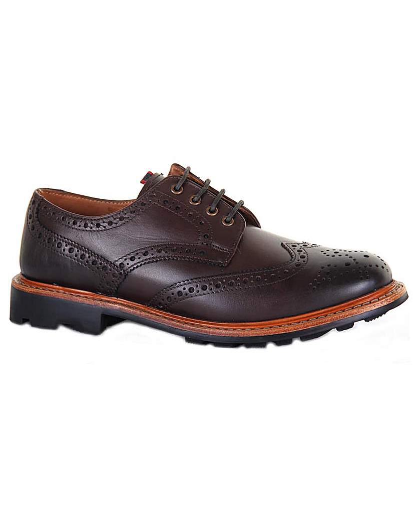 Image of Chatham Eaton Goodyear Welted Brogues