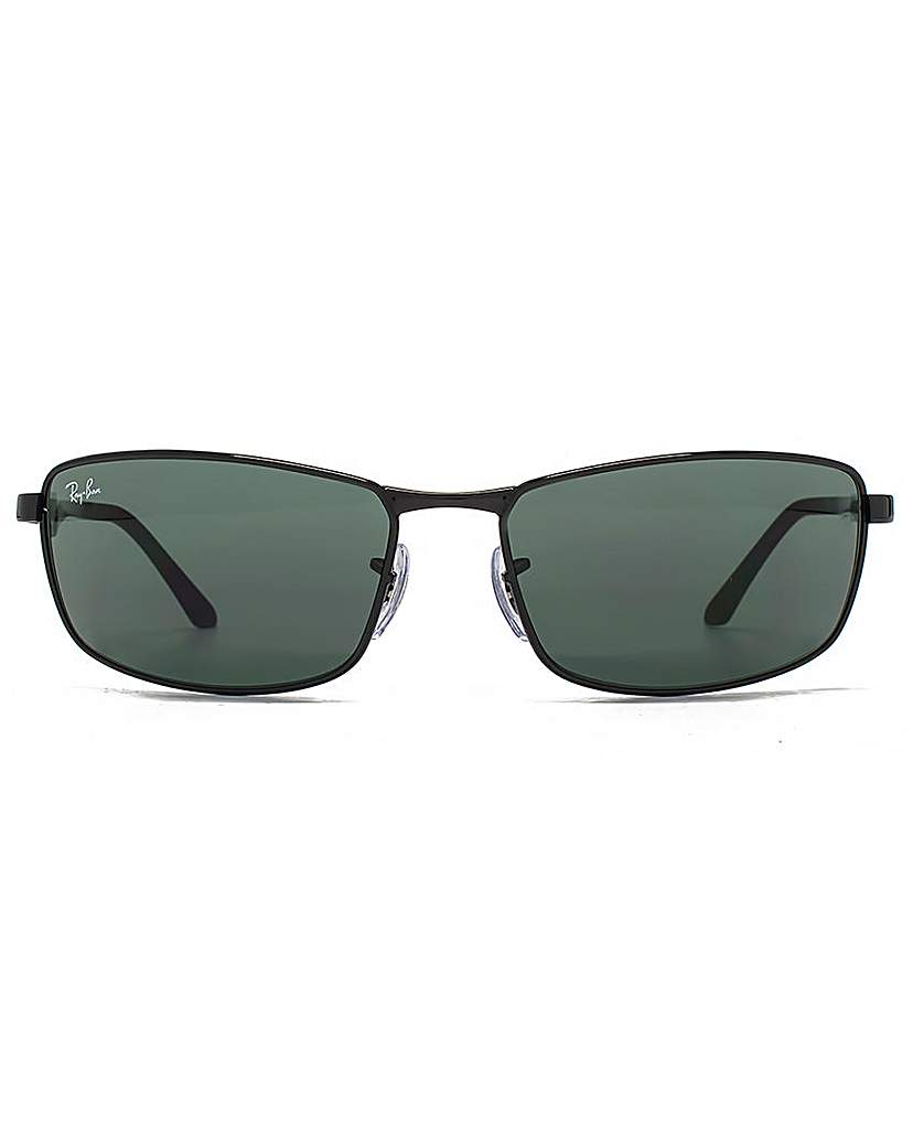 Product photo of Rayban metal sports sunglasses