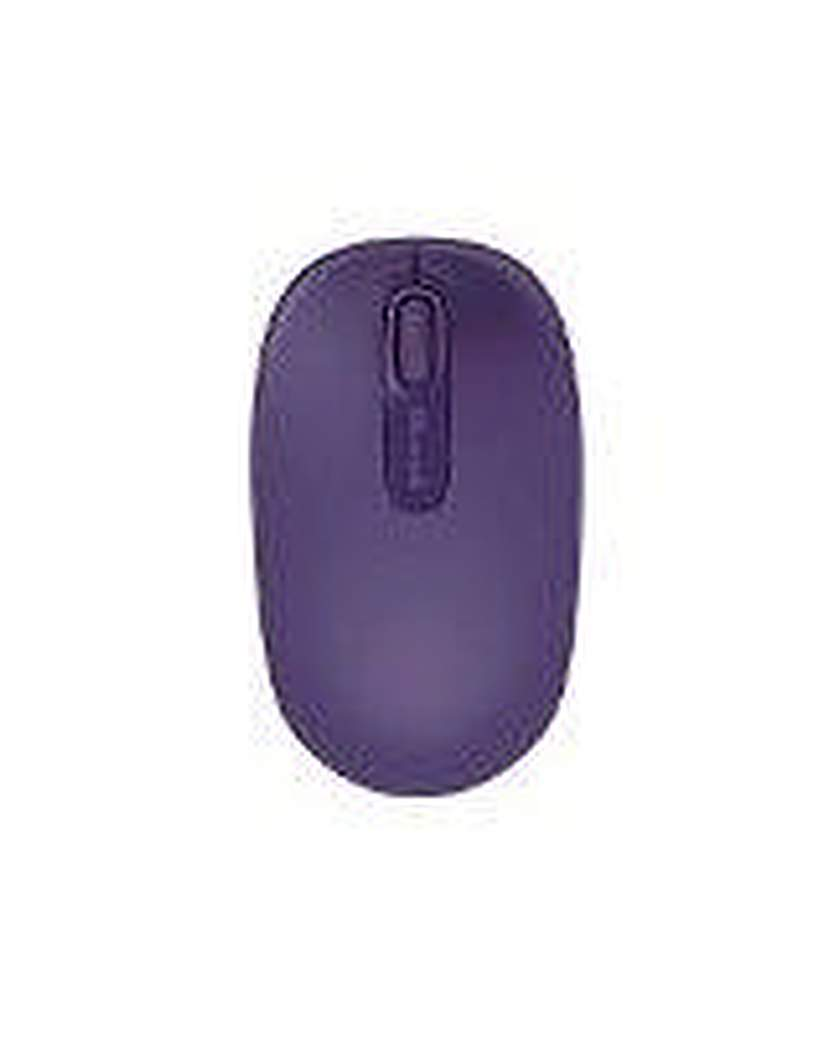 Wireless Mobile Mouse 1850 - Purple