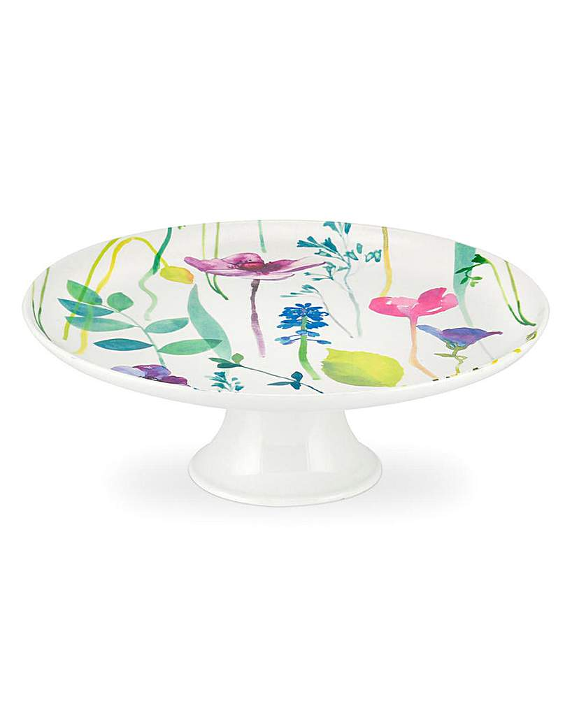 Image of Portmeirion Water Garden Cake Stand