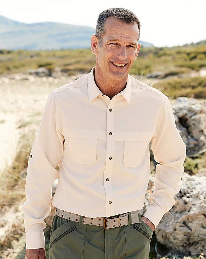 Premier Man Long Sleeve Outdoor Shirt