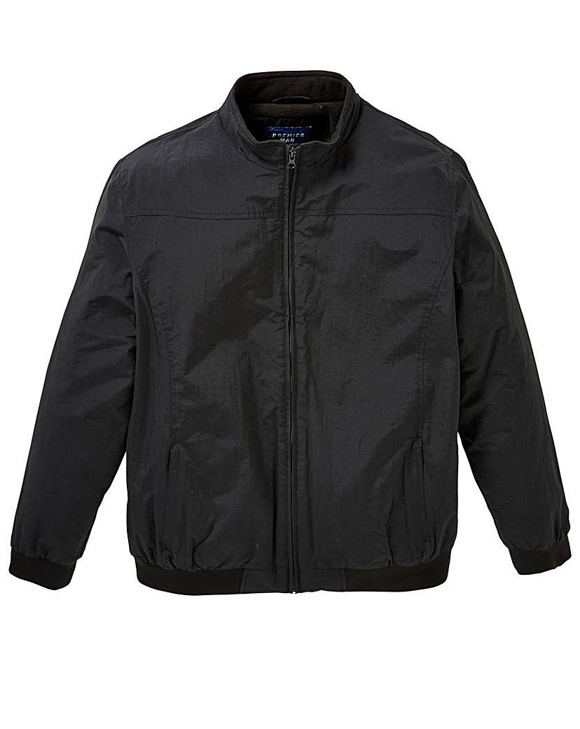 Premier Man Fleece Lined Padded Jacket.