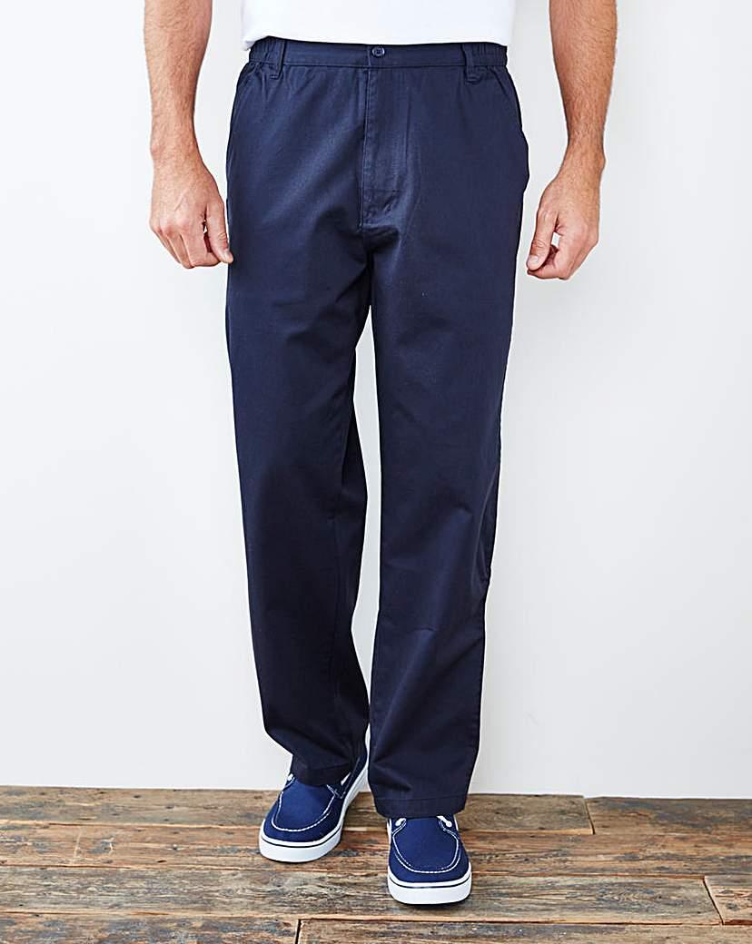Premier Man Side Elast Trousers 25in