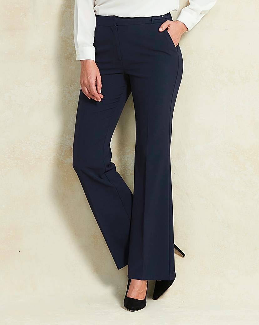 Mix And Match Bootcut Trousers Regular.