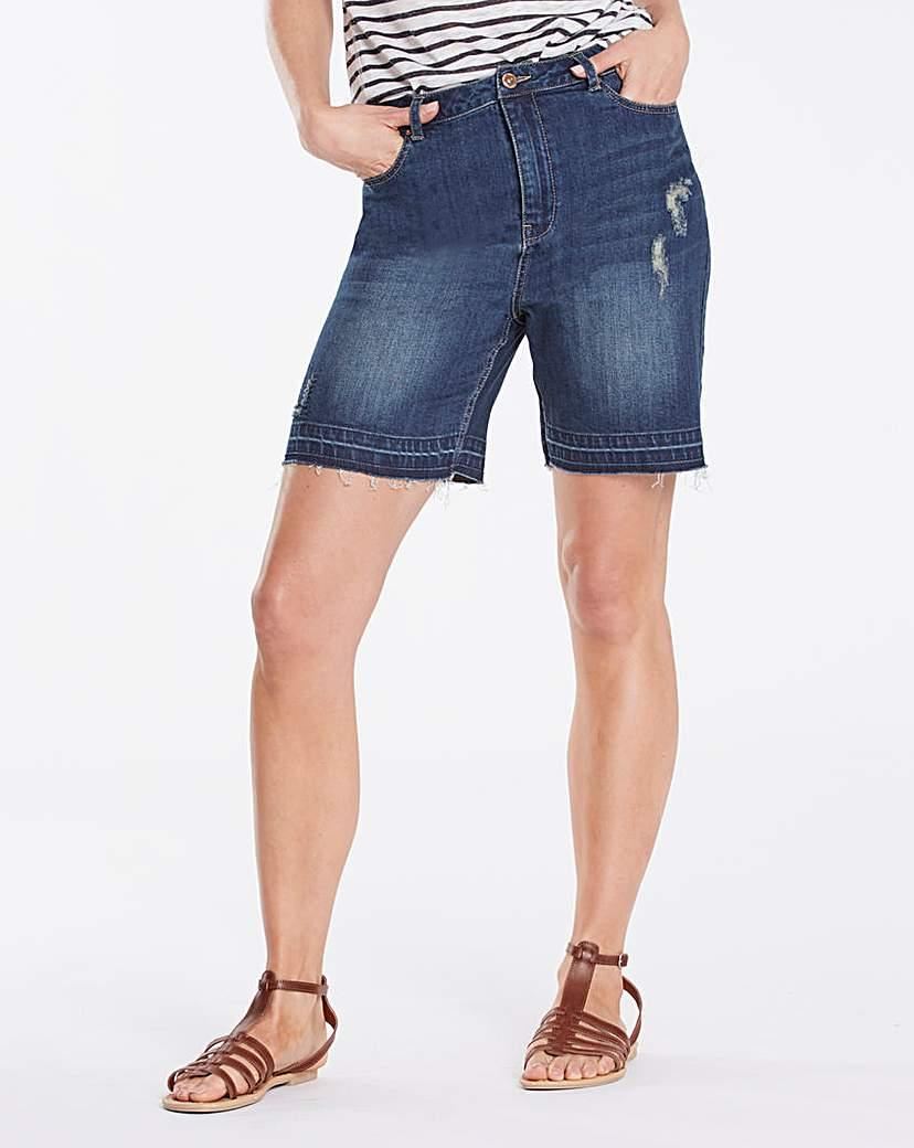 Jade Super Soft Boyfriend Shorts