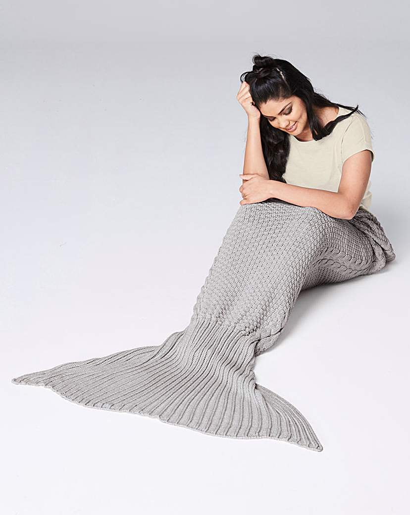 Image of Club L Mermaid Blanket