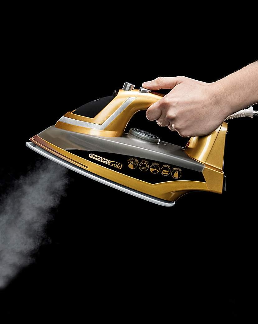 JML Phoenix Gold Steam Iron