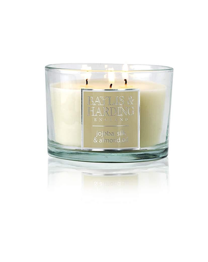 Image of BH JO 3 Wick Candle