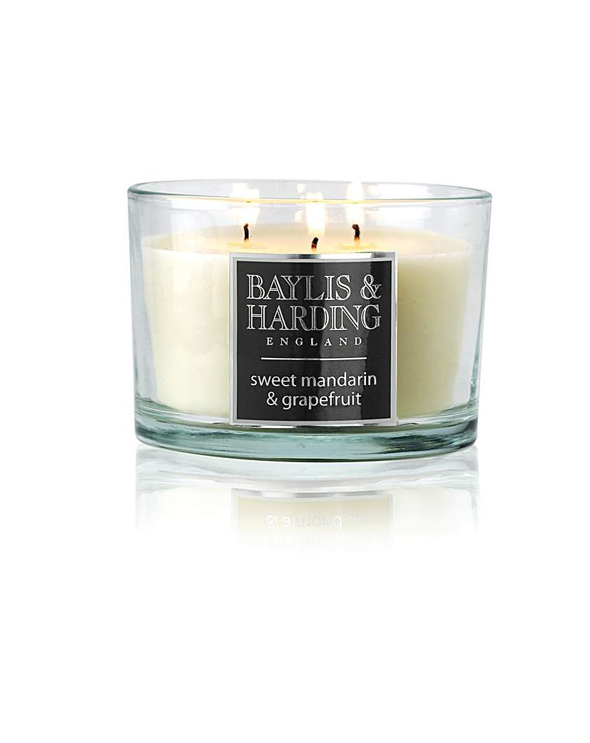 Image of BH MG 3 Wick Candle