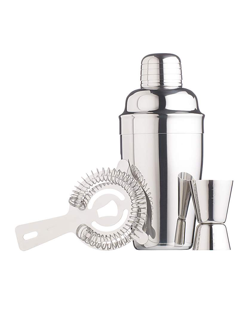 Image of Bar Craft 3 Piece Cocktail Gift Set