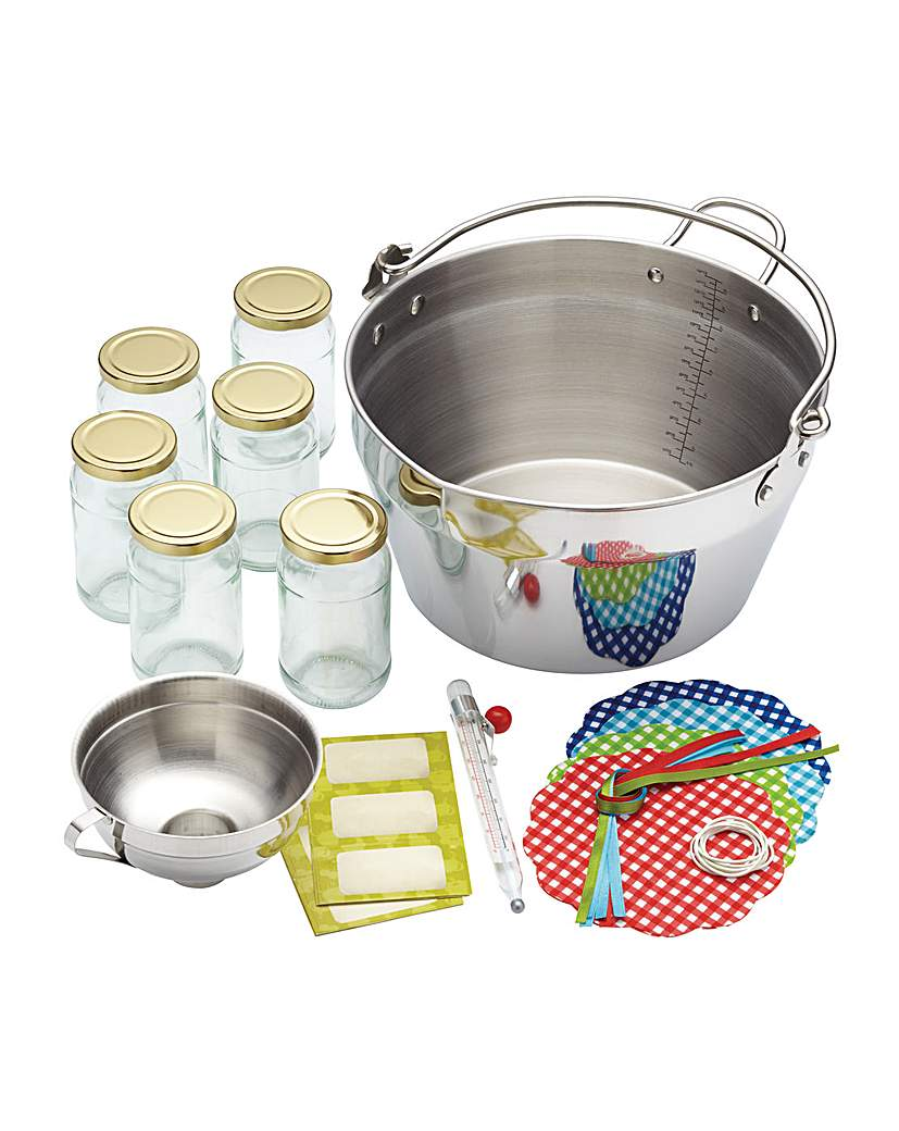 Image of Home Made 11 Piece Preserving Set