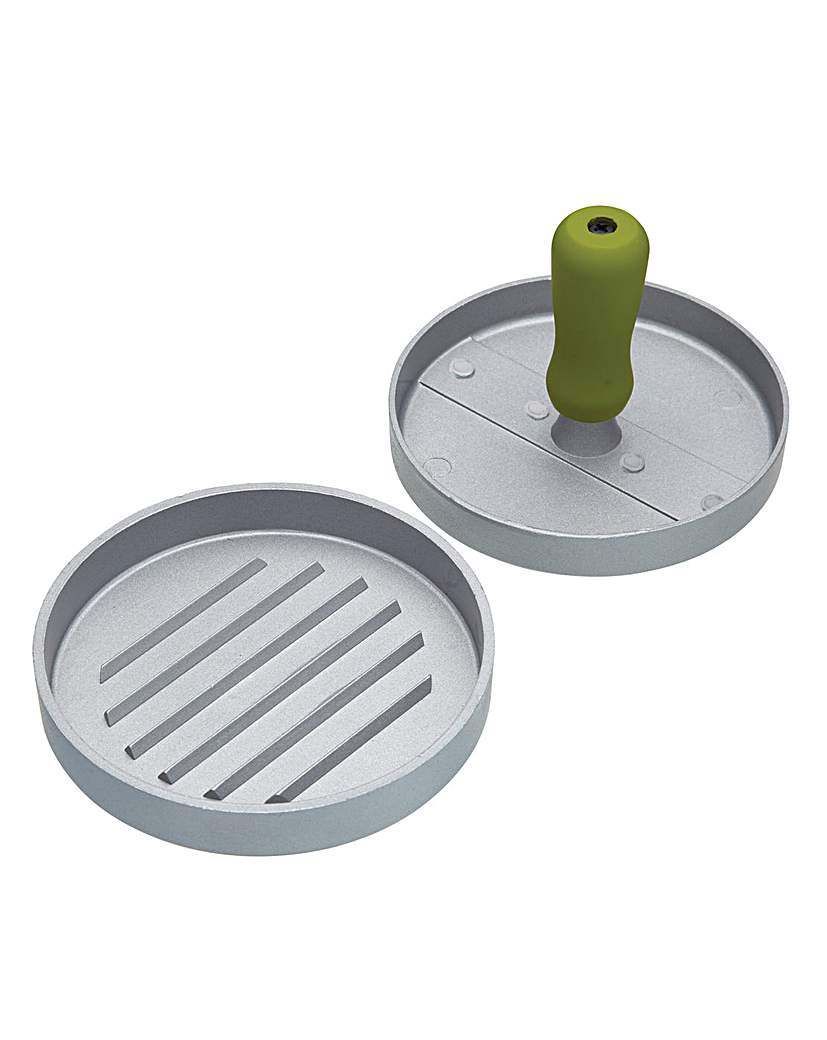 Image of Home Made Hamburger Press