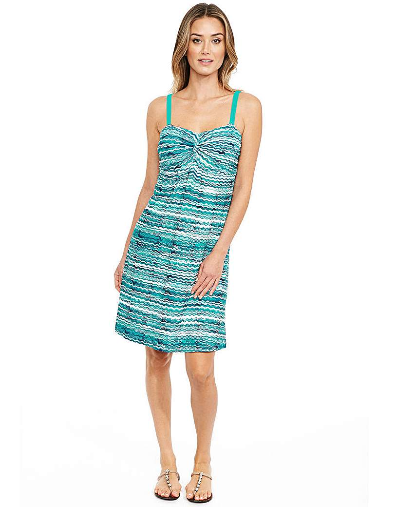 Blue Wave D-G Sundress