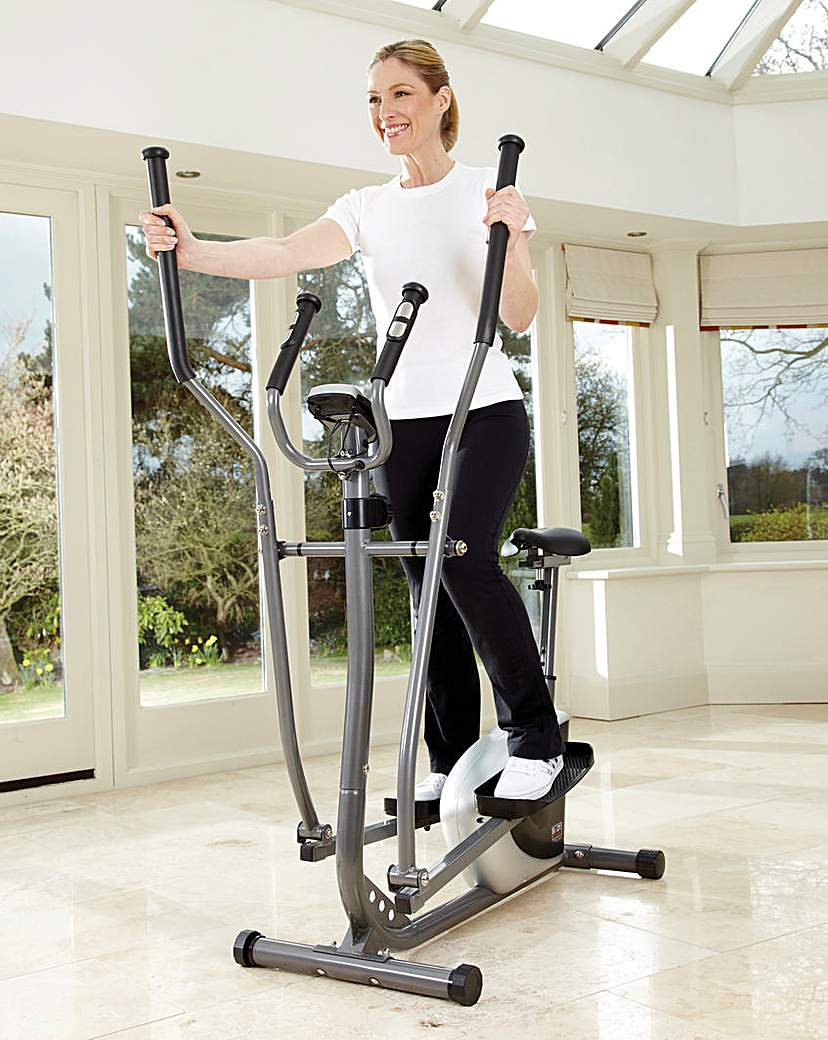 Image of Body Sculpture 2 in 1 Cross Trainer