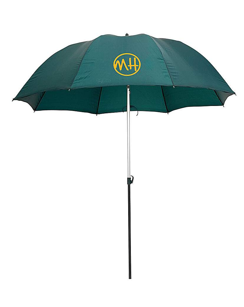 Matt Hayes 2.2metre Round Green Umbrella
