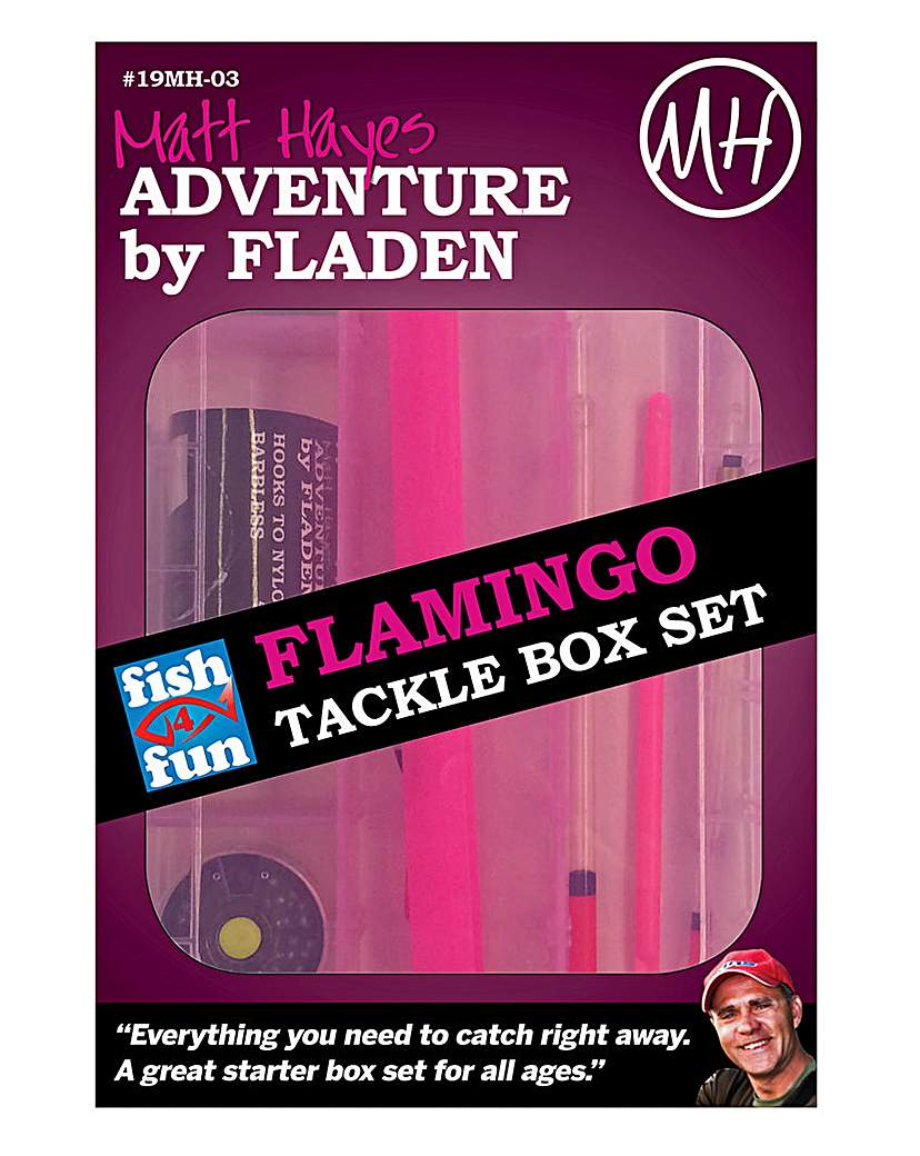 Matt Hayes Adventure Tackle Box Set