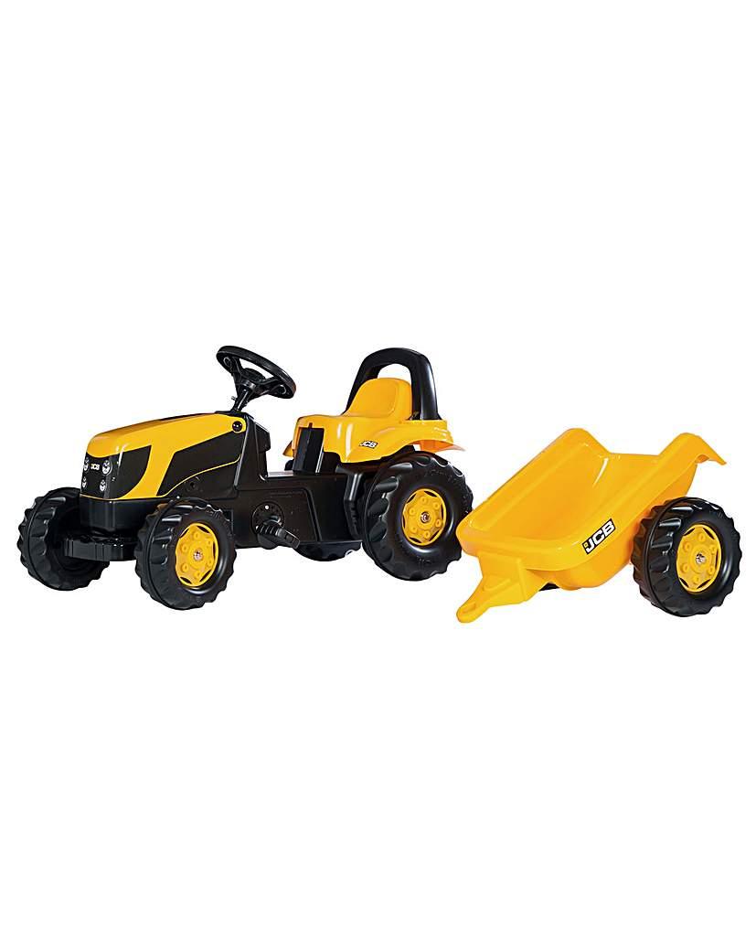 Rolly Kid JCB Tractor
