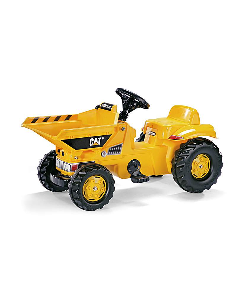 Image of Rolly Kid Caterpillar Dumper Truck