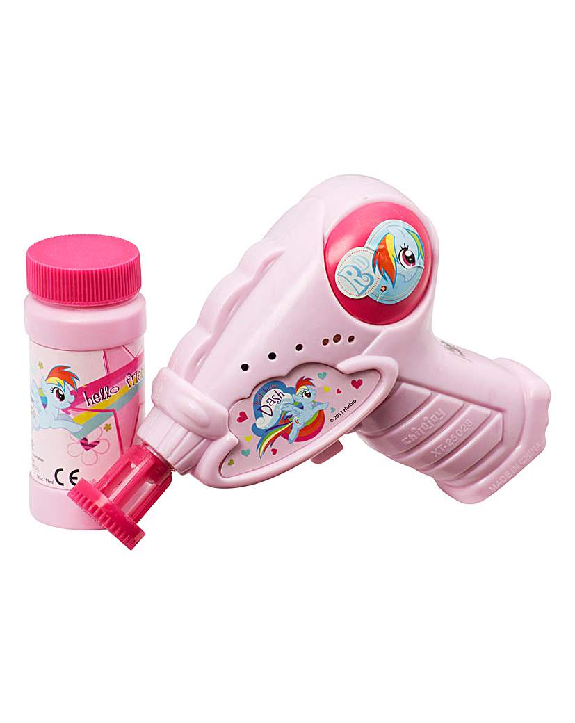 Image of My Little Pony Bubble Gun