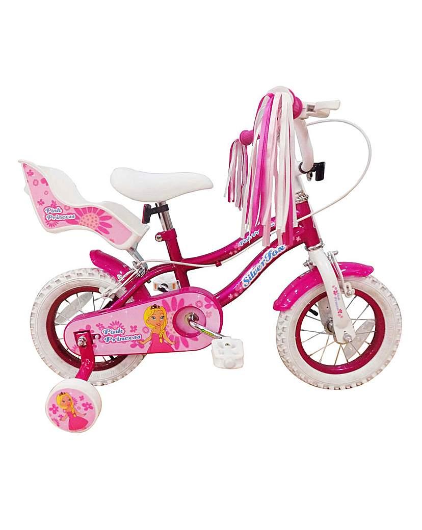 Silverfox 12inch Girls Pink Princess SFX.