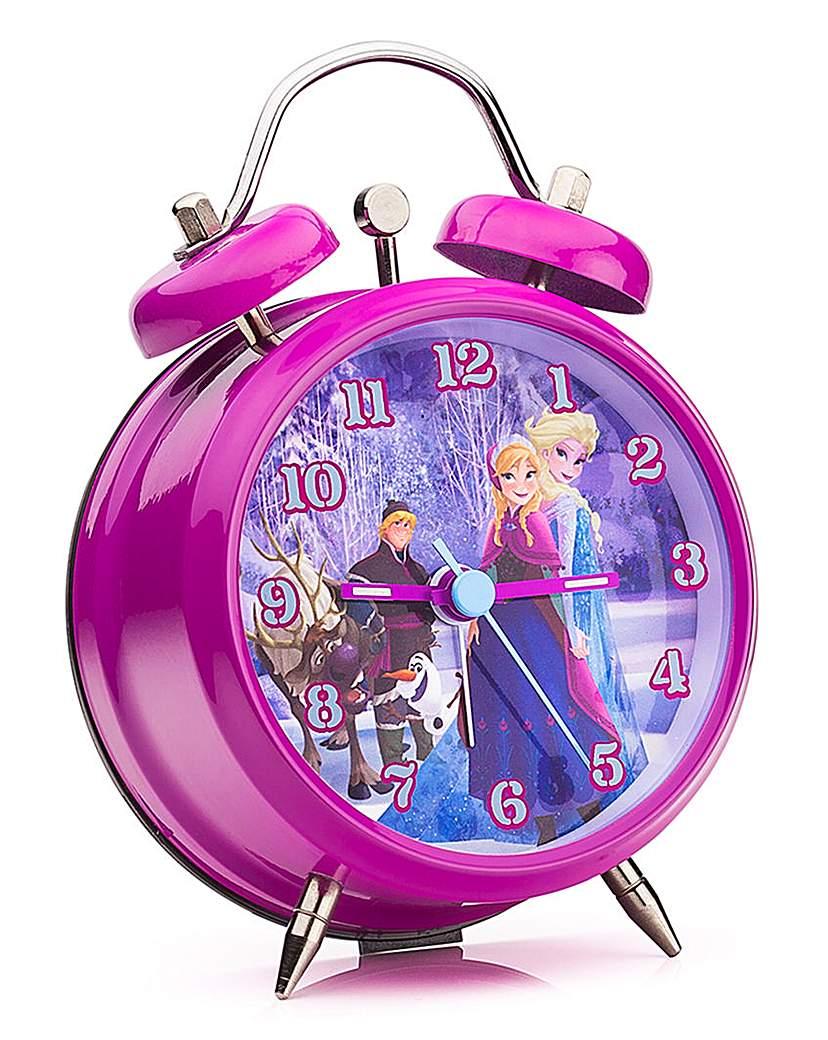 Image of Frozen Mini Twinbell Alarm Clock