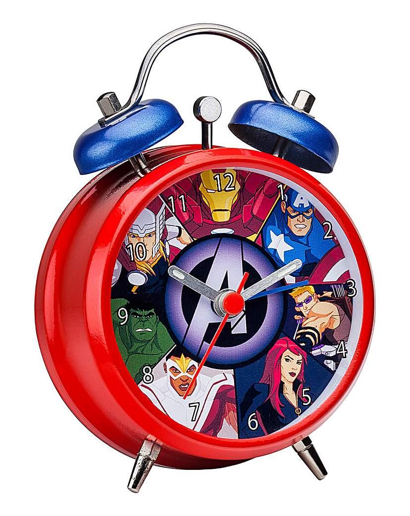 Image of Marvel Avengers Mini Alarm Clock
