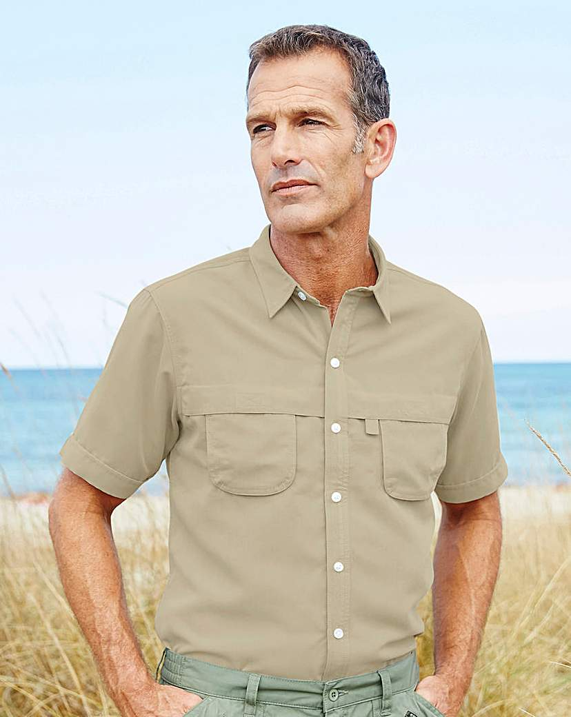 Premier Man Fishermans Shirt