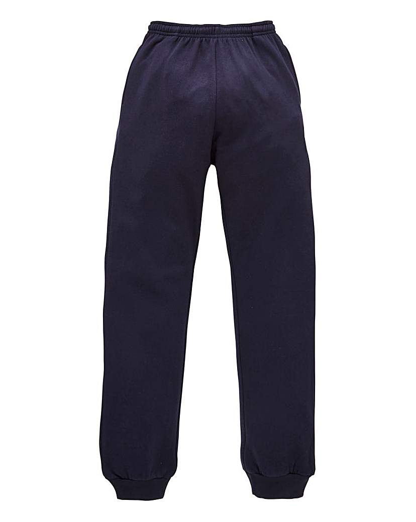 Capsule Navy Cuffed Jogging Pant 27 inch
