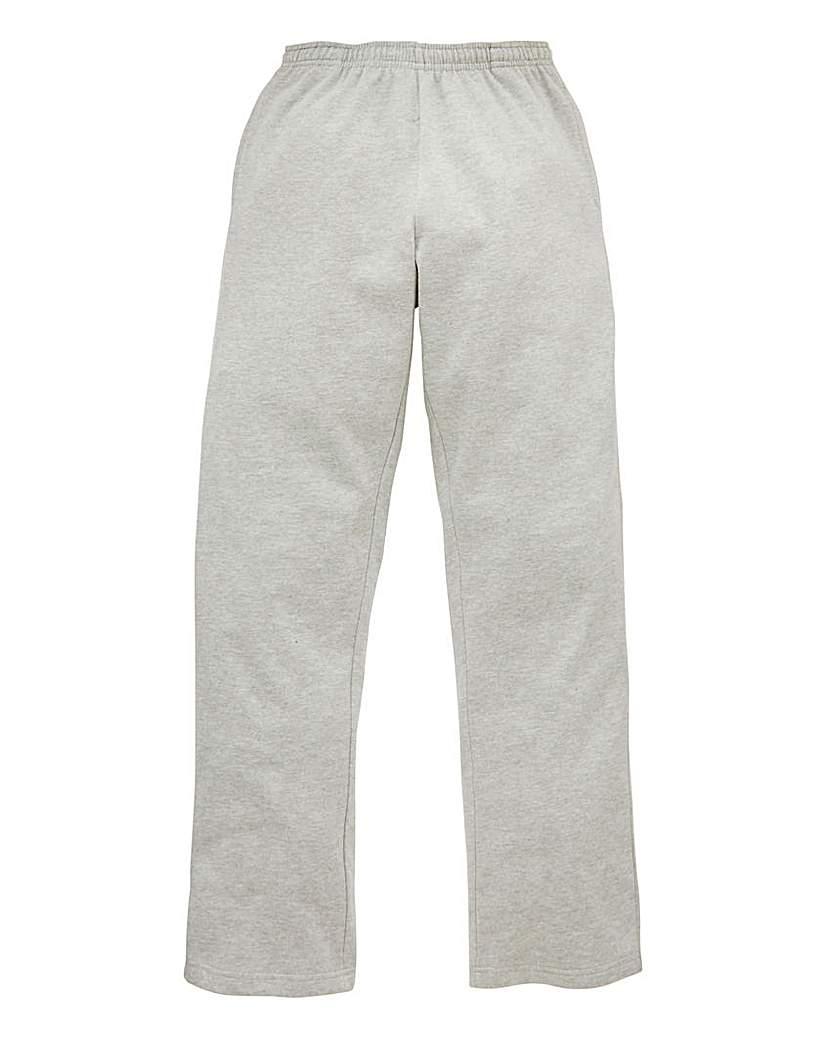 Capsule Straight Hem Jog Pants 29 inch