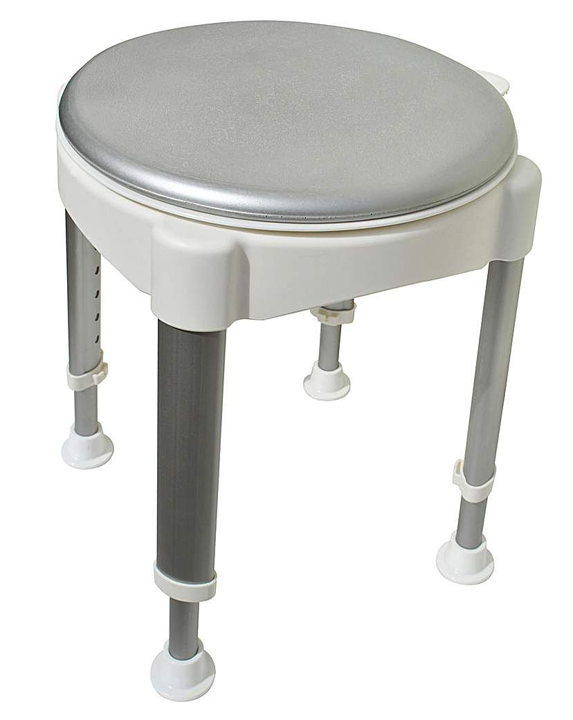 Image of Active Living Rotating Bath Shower Stool