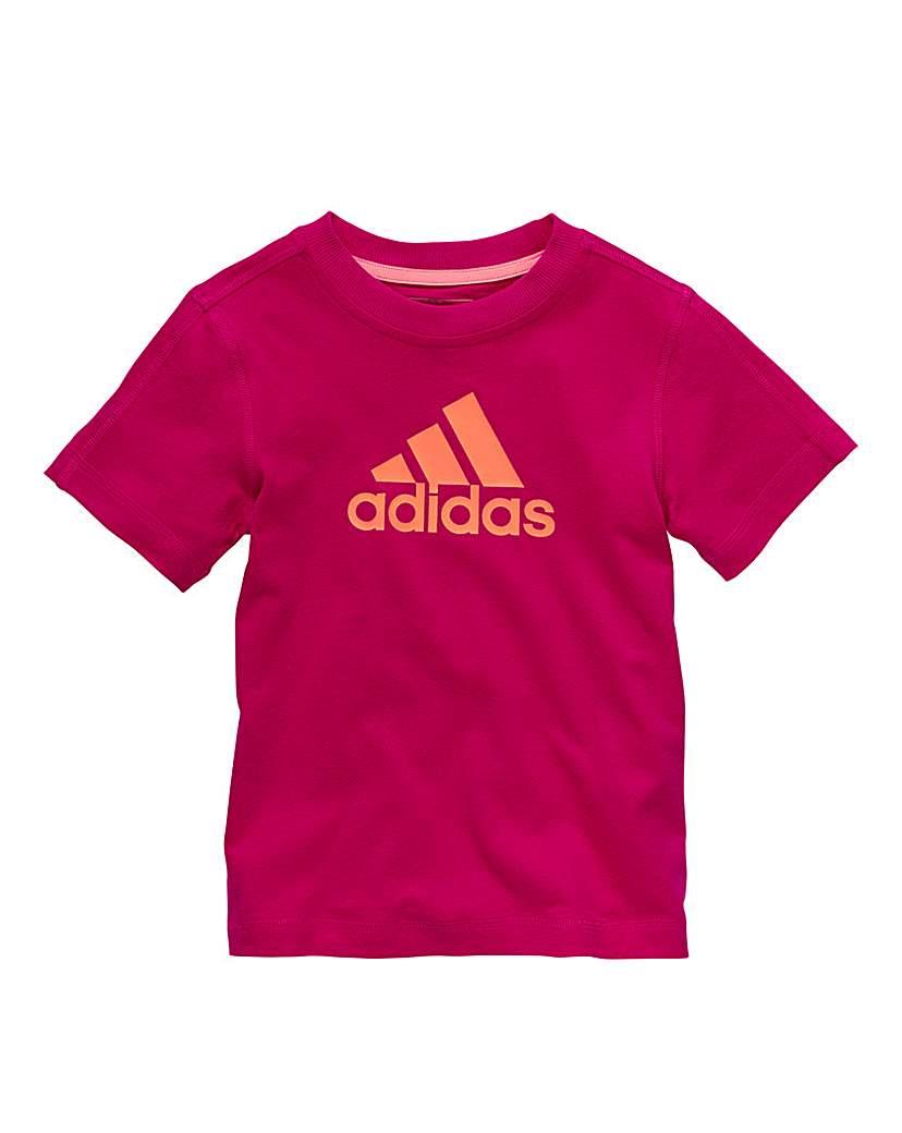 adidas Infant Girls TShirt