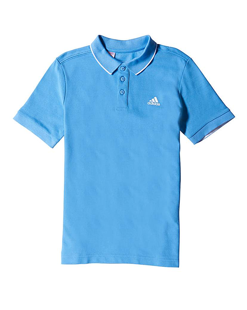 adidas Junior Boys Polo Shirt