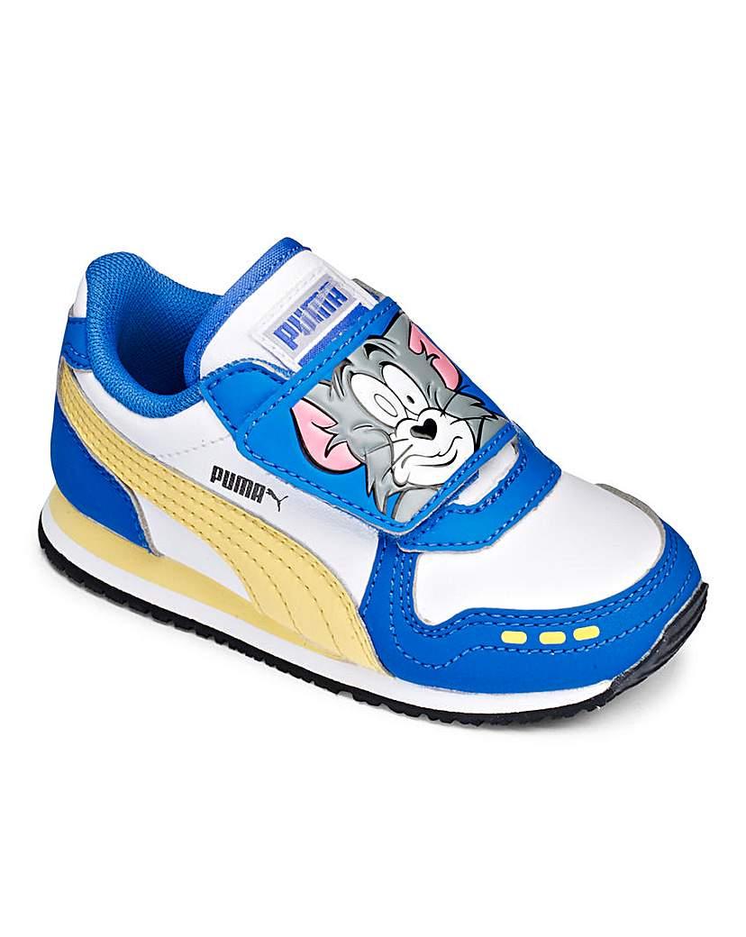 Puma Infant Boys Tom & Jerry Cabana Race