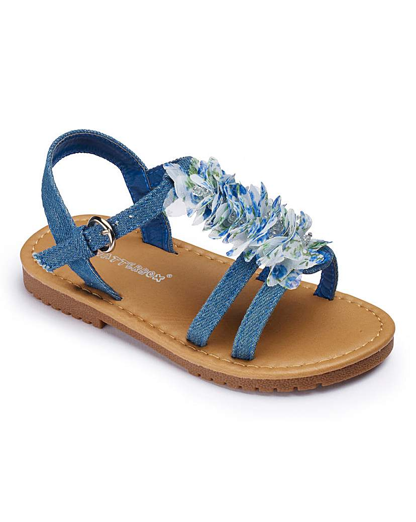 Image of Chatterbox Flower Sandals