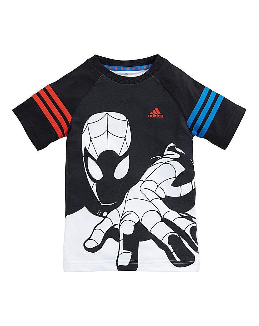 Image of adidas Spider-Man Infant Boys T-Shirt