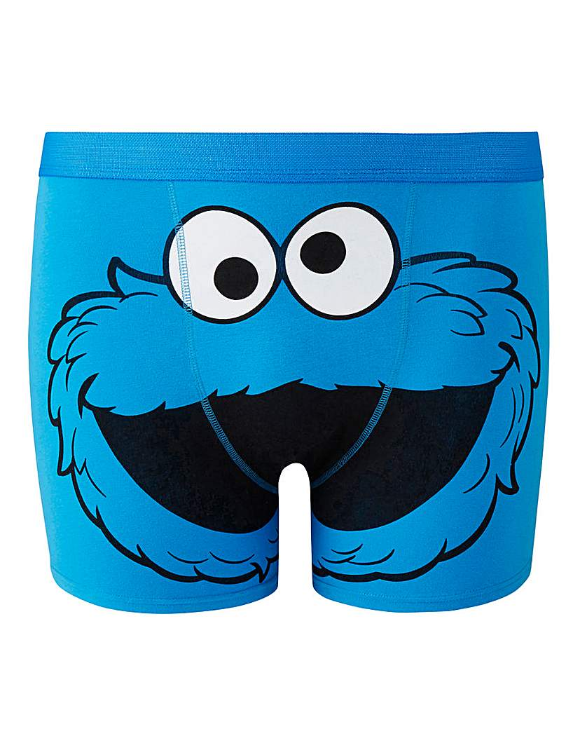 Image of Cookie Monster Boxer Shorts