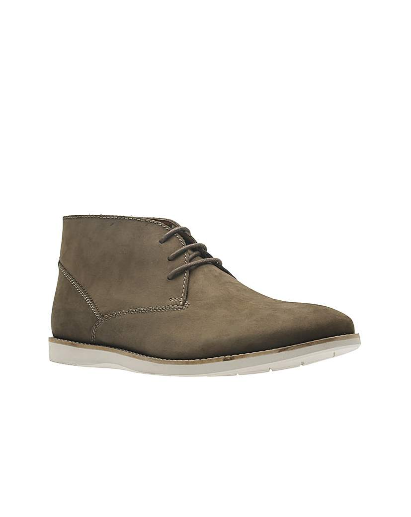 Clarks Franson Top Boots.