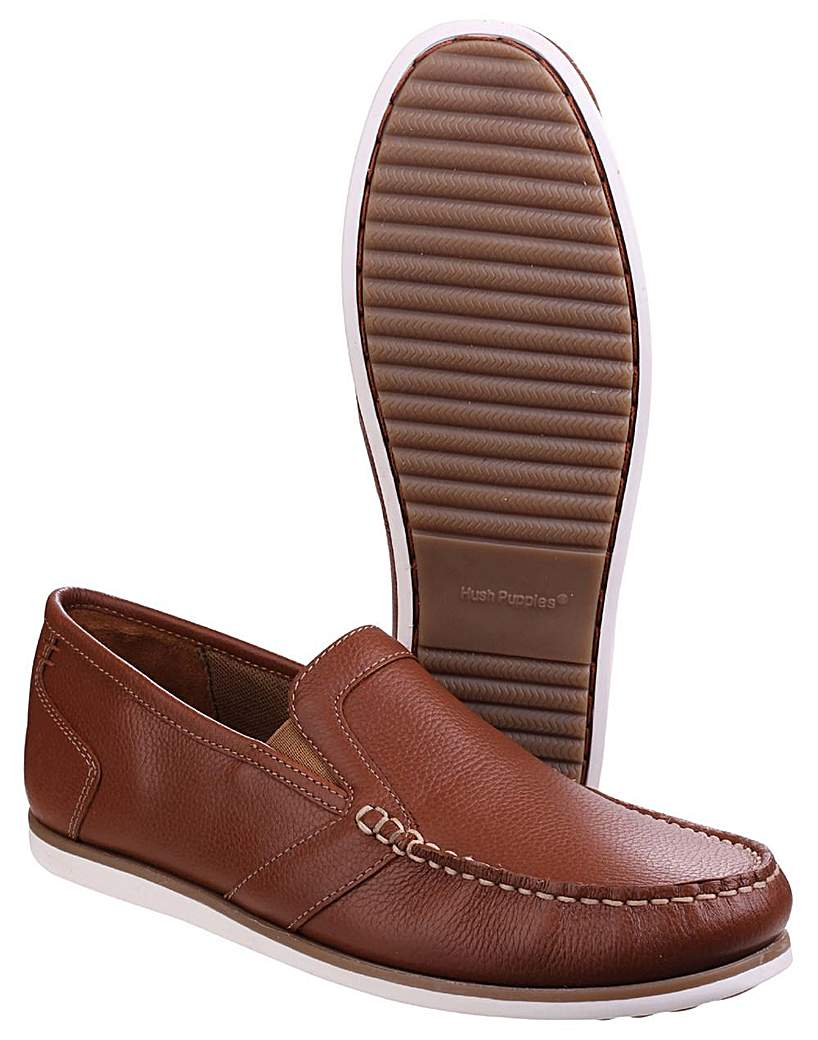 Hush Puppies Jay Portland Mens Shoe.