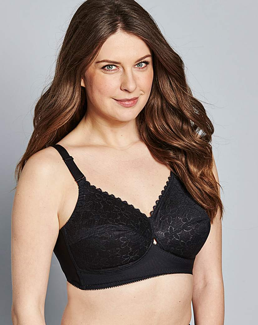 Image of Berlei Classic Non Wired Black Bra