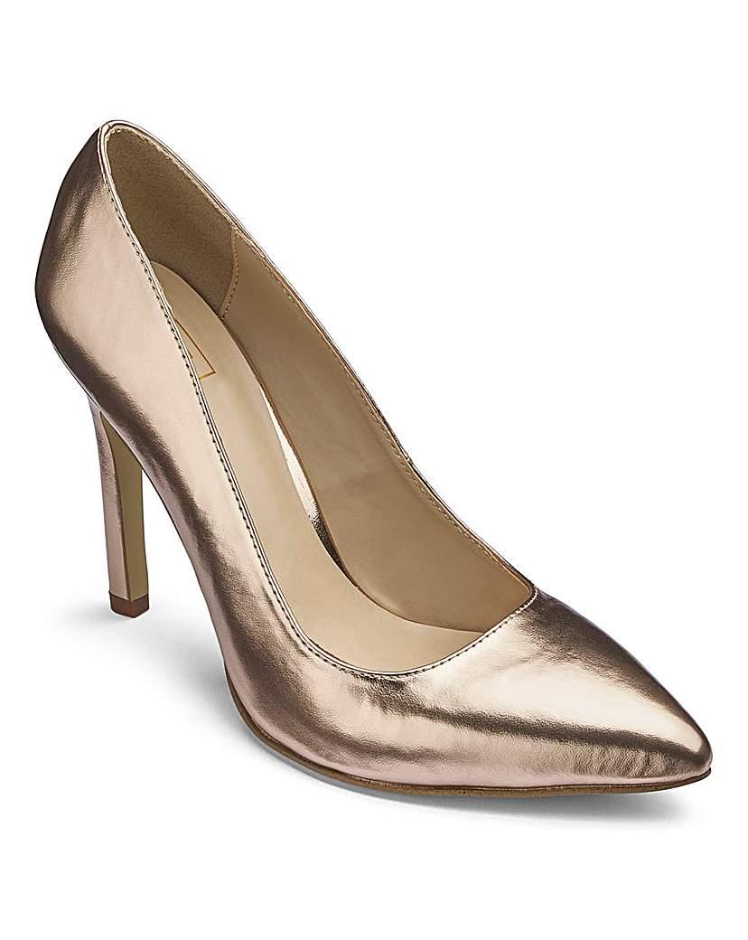 Sole Diva High Court Shoes E Fit