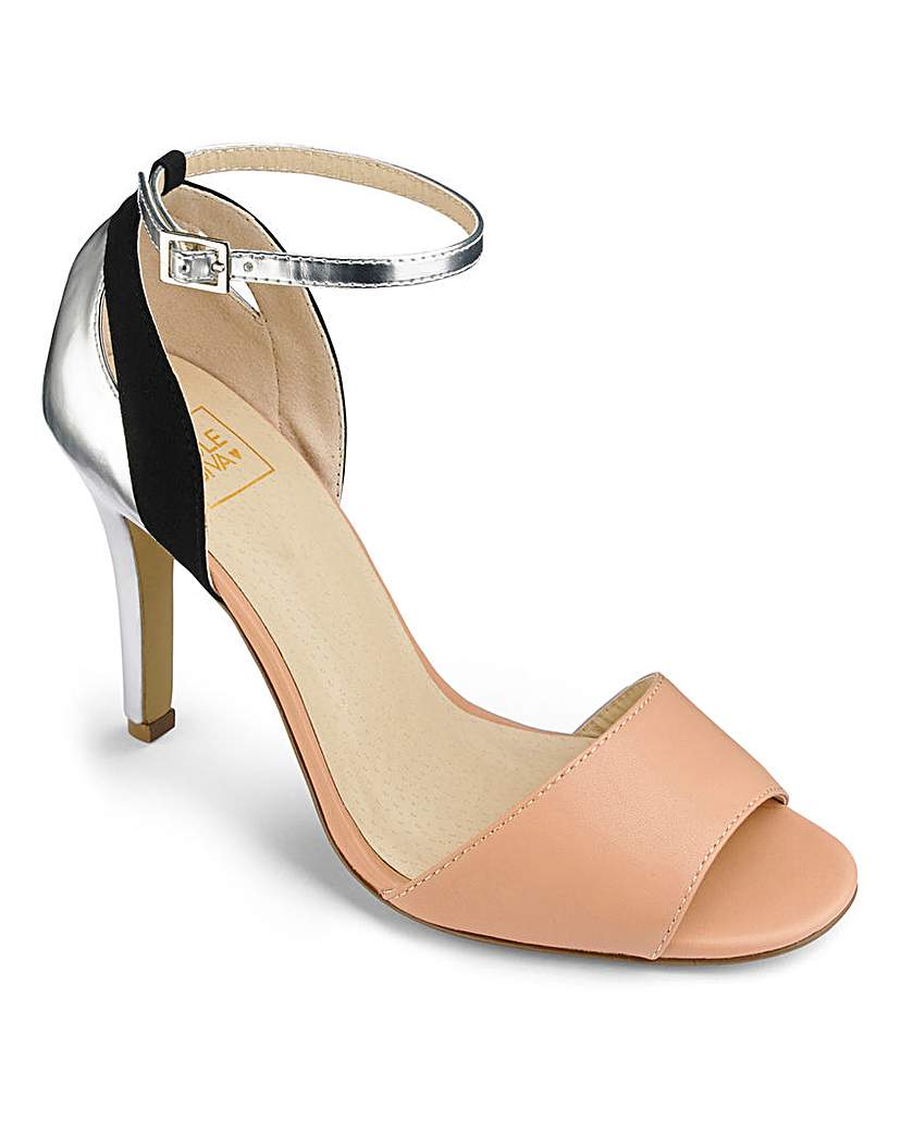 Sole Diva Strappy Cocktail Sandals E Fit