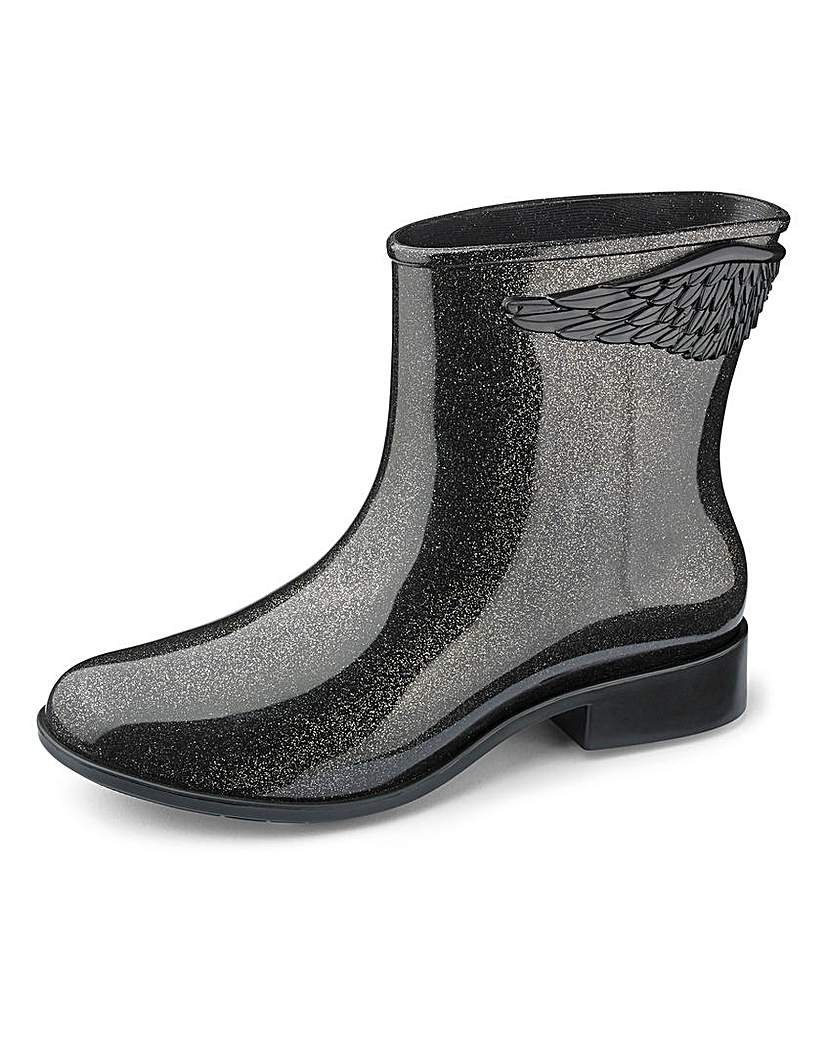 Mel By Melissa Ankle Boot Welly D Fit