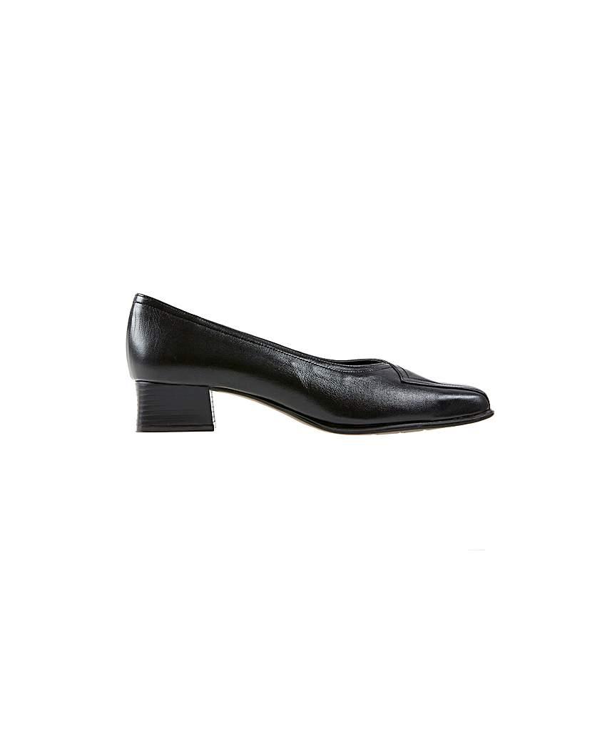 Van Dal Falkirk III - Black Leather Shoe