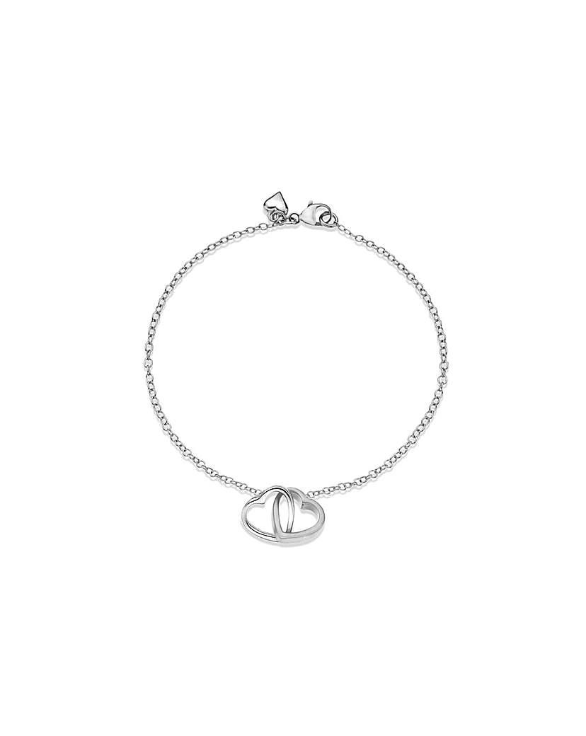 Lily & Lotty Francesca Heart Bracelet