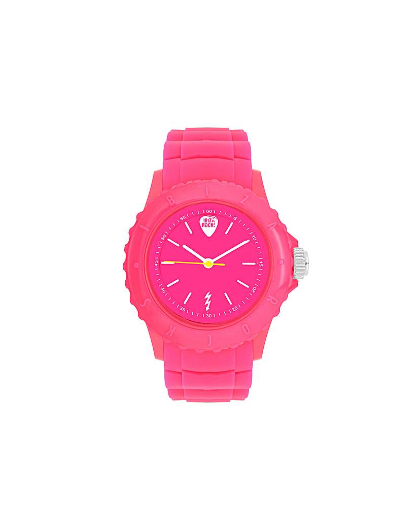 Ibiza Rocks IROCK Watch in Pink