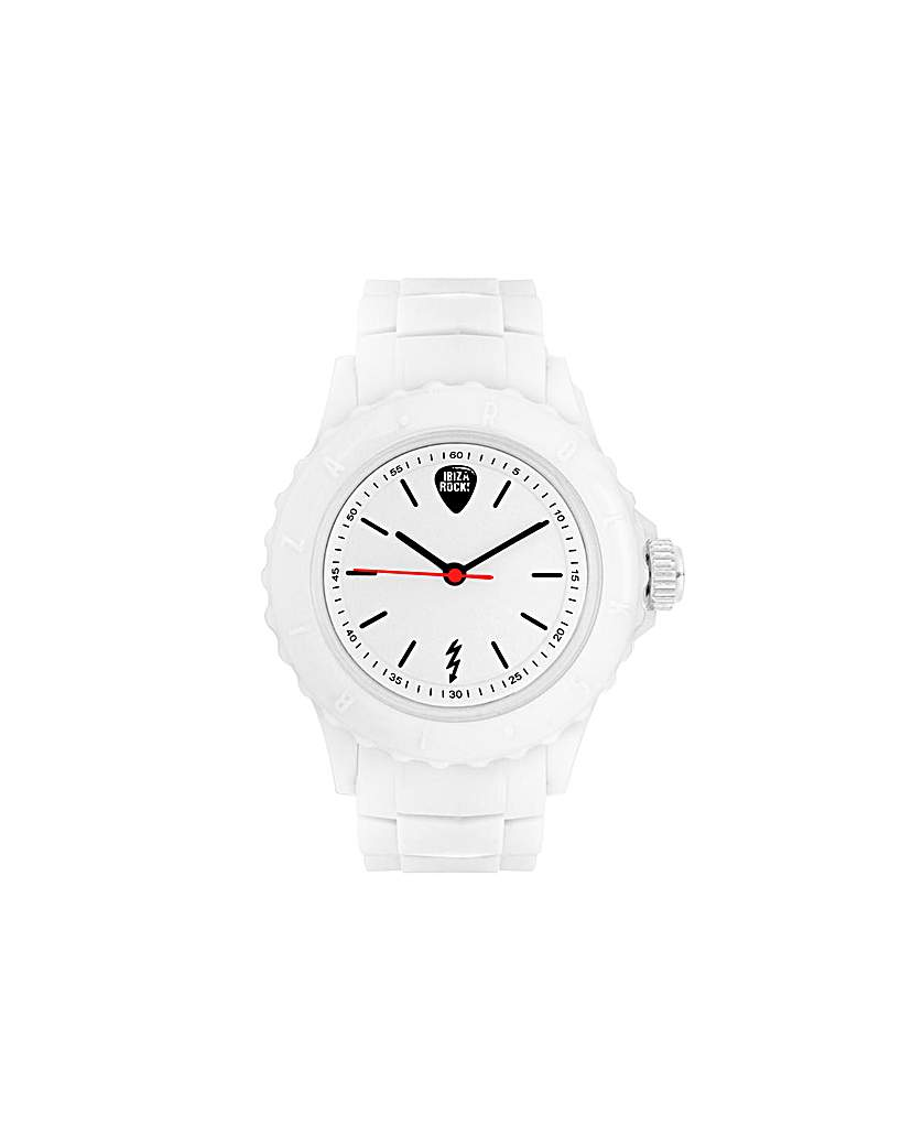 Ibiza Rocks IROCK Watch in White