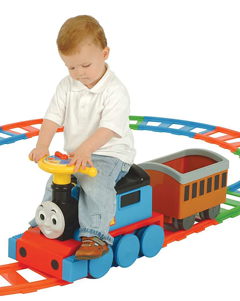 Thomas Battery Operated Train & Track