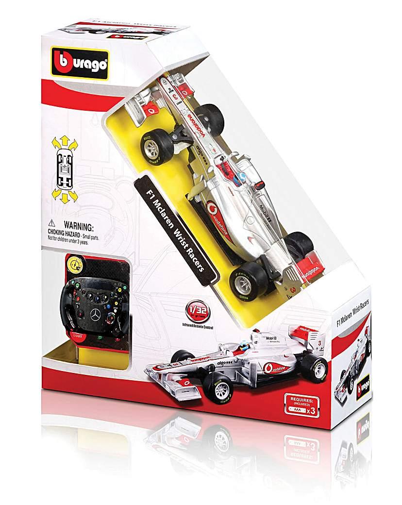 Image of 1:32 RC Wrist Racer - Mclaren F1
